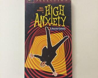 High Anxiety (VHS) Mel Brooks
