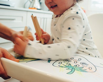 coloring book // colouring book // colouring pad // coloring pad