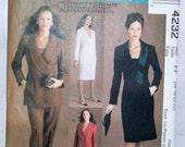 McCall's Women's Pattern 4232-Size 16 thru 22