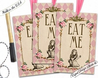 Eat me tags etsy pronofoot35fo Gallery