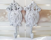 Shabby Chic Cast Iron Wall Hook [Stag]