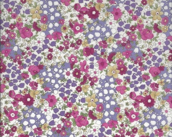Floral (312688 Col A ) from the Yuwa Lawn 60 Live Life  Collection