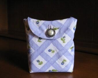 Lavender Tea Wallet