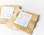 Organic Chamomile + Rose Tub Tea . Bath Soak . Bath Salts