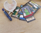 The Tarot House Deck - a vibrant 78 card Tarot deck.