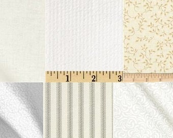 Neutral Tone Cloth Napkins, 18 inch, by CHOW with ME