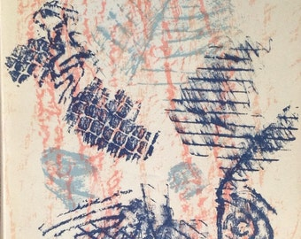 Max Ernst Original Lithograph  1964