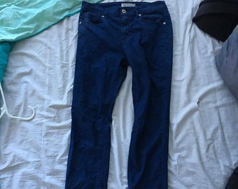 strecth size 11 jeans
