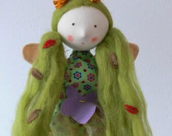 Fairy handpuppet