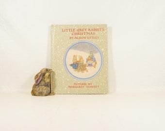 Little Grey Rabbit's Christmas - Alison Uttley - Margaret Tempest