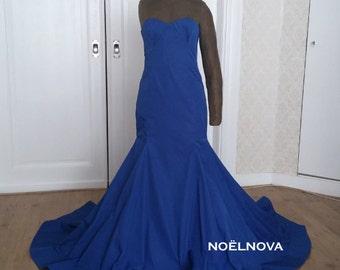 Mermaid Gown PDF Sewing Pattern