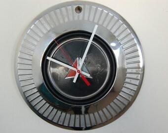 1963-65 Plymouth Valiant Hubcap Clock