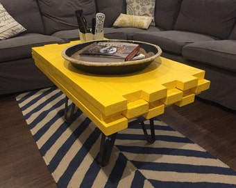 Eclectic Coffee Table!