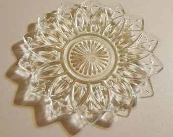 Decorative Clear Plate