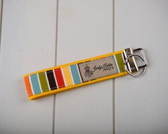 Summer Road Key Fob