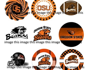 Printable Oregon State Beavers