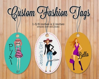 Custom Clothing Tag Design for your line