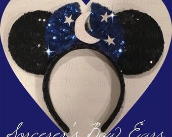 Sorcerer's Hat Minnie Ears