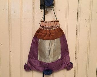 Victorian silk purse
