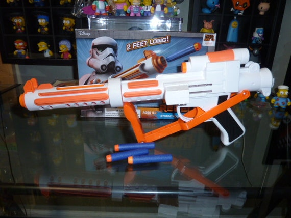 Star Wars Rebels Nerf Gun