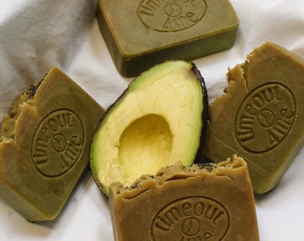 Avocado Soap Moisturizes Your Skin