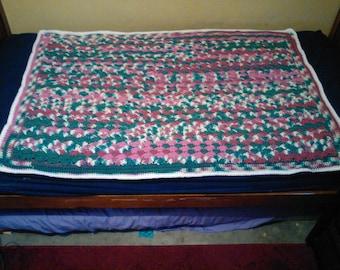 Baby blanket crib blanket toddlers bed blanket