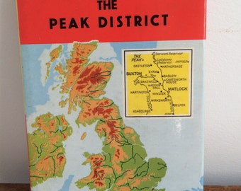 Ward Lock's Red Guide The Peak District