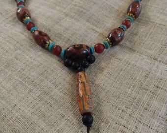 JN105 Tibetan Prayer Beads