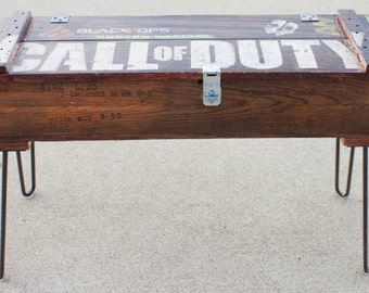 Call Of Duty Gaming Table with Storage