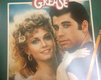 Grease Motion Picture Original Soundtrack