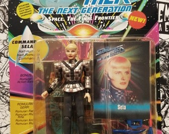 Vintage Star Trek Figurine - Sela