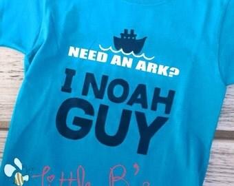 Noahs Ark Shirt | Need An Ark? | Toddler Jesus Shirt | Noahs Ark