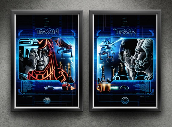 TRONthology Two-Pack - Tron / Tron Legacy