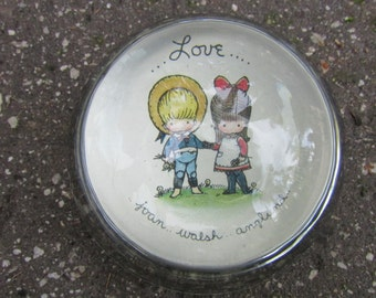 Love Paper Weight Joan Walsh Anglund Valentines Day