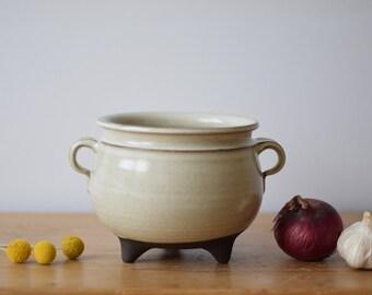 Vintage Danish - planter - Hyllested Keramik - Danish midcentury pottery