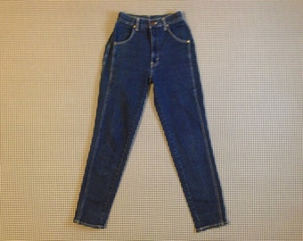 1980's, high waist, jeans, by Cristina's, Women's size 5/6