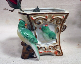 Vintage Petite Porcelain Vase