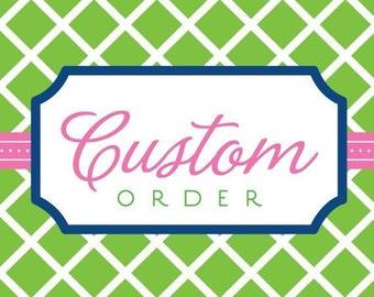 """30 Custom Aluminum Cuffs (1/4"""" width)"""