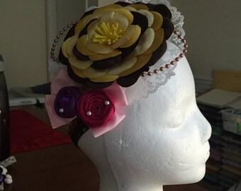 Amaretto Expresso Cafe Headband