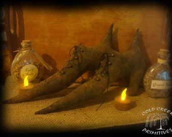 Primitive Witches Shoes