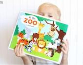 Zoo Animals Printable Quiet Book