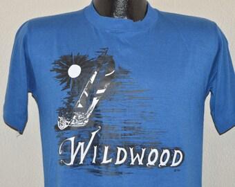 80s Wildwood New Jersey t-shirt Medium