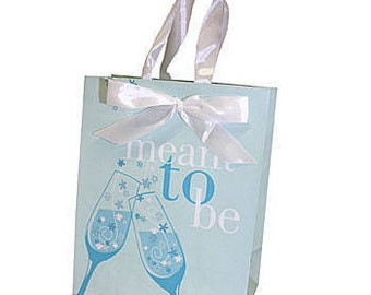 Hallmark Wedding or Anniversary Gift Bags  set of 16