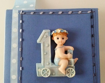 Boy,  birthday Wall Hanging Art Kit,  great for gift giving
