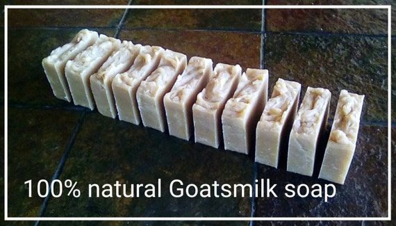 Goats Milk Soap, natural soap, moisturizing soap,bulk soap loaf,unscented, all natural