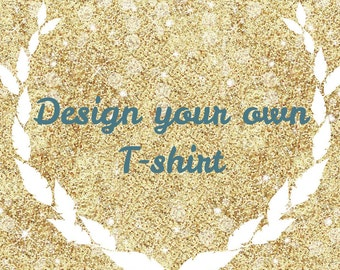 Design your own kids tee