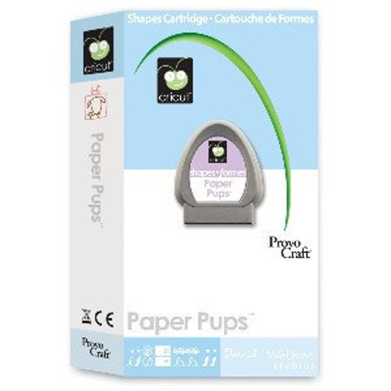 paper pups cricut cartridge Go ahead and let the dogs out with the adorable paper pups cricut cartridge for all of the dog lovers out there, the paper pups cricut cartridge was.