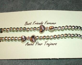 Freindship Bracelets Set / Ensemble Bracelets d'Amitié (BFFB002)