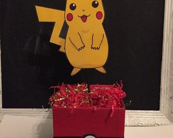 Pokemon centerpieces