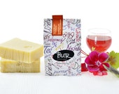 47 - Kombucha Natural Soap - geranium and palmarosa
